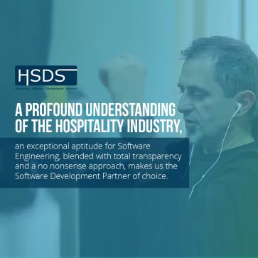 A Software Development Company & Selling SaaS solutions direct to the Hospitality Market – Conflict of interests or unbelievable advantage?
