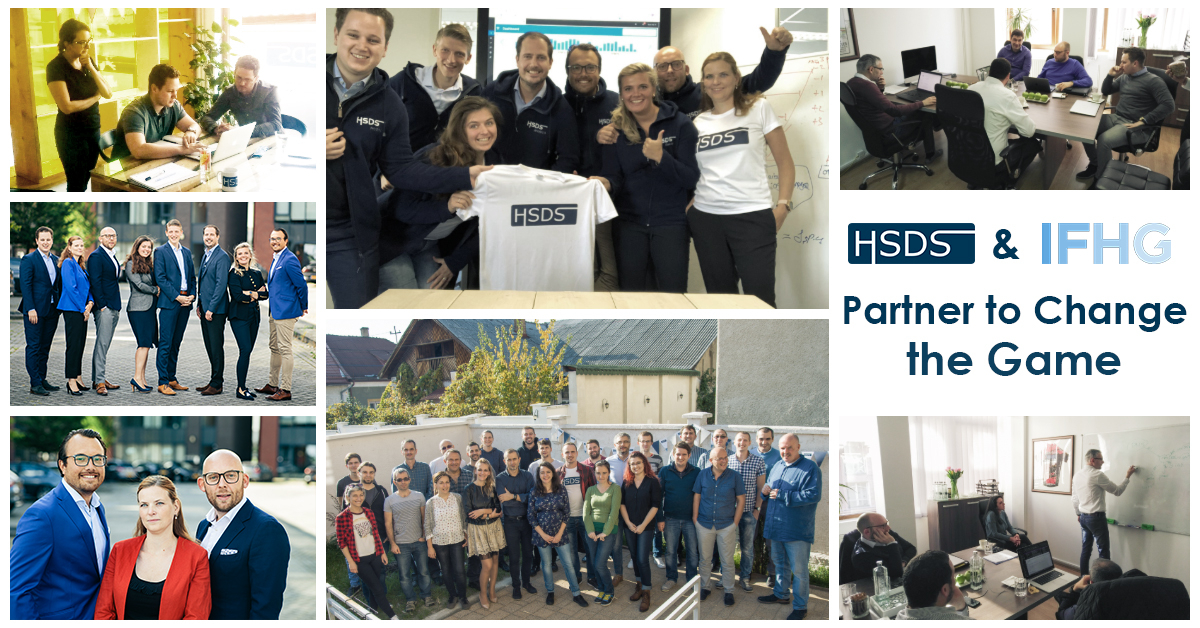 IFHG partner up with HSDS