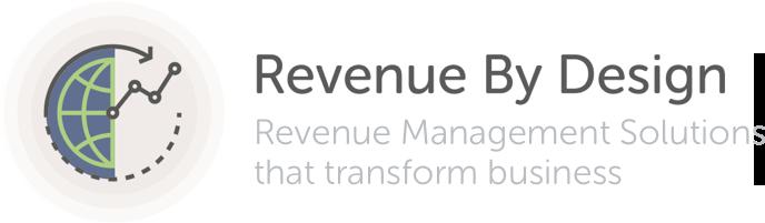 Revenue by Design logo