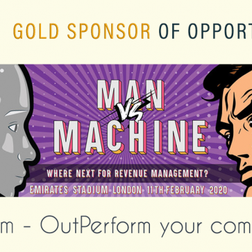 HSDS as Gold Sponsor for Europe's Leading Revenue Management Conference