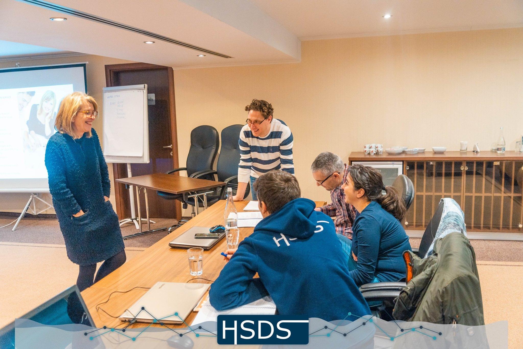 HSDS hotel revenue management training