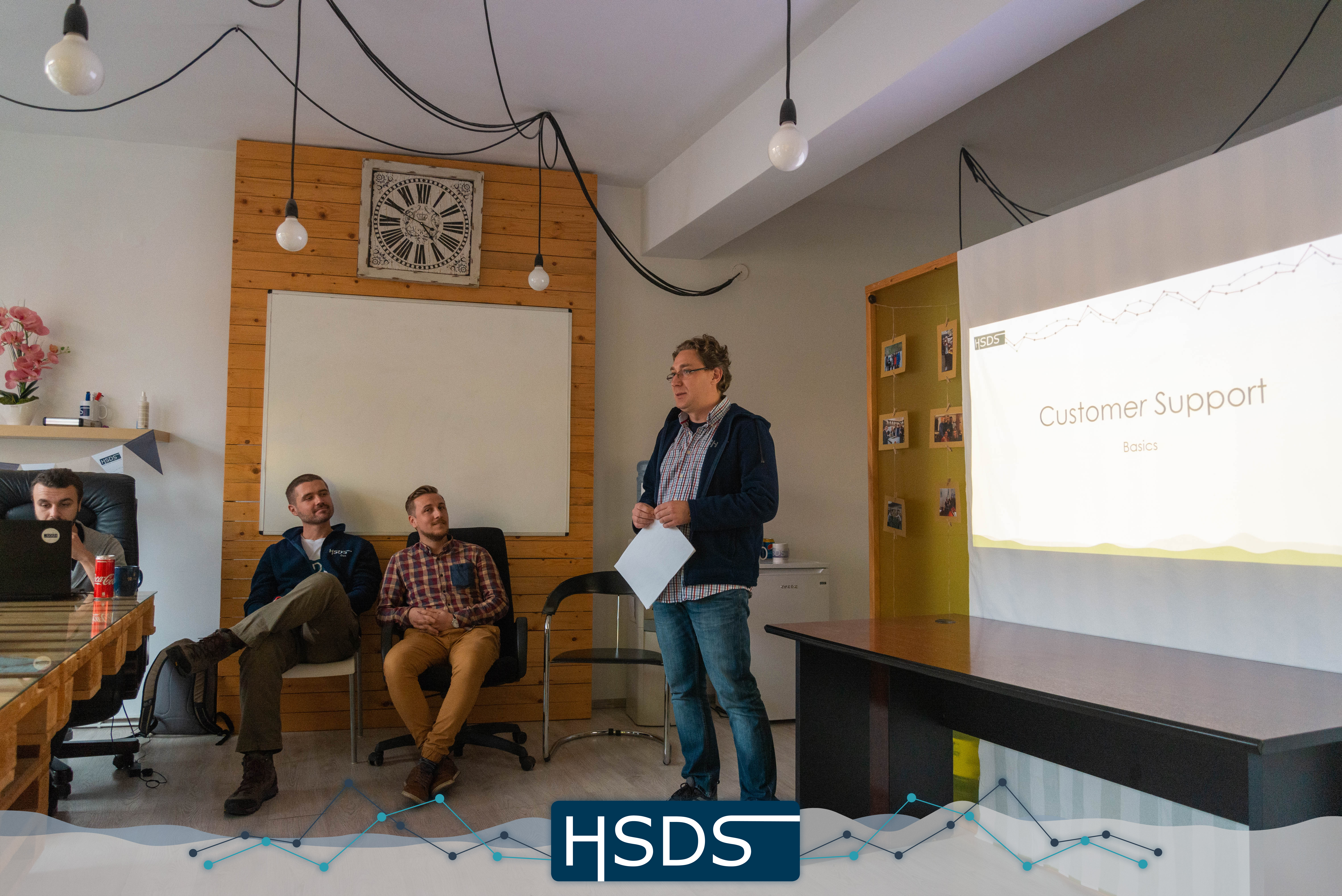 HSDS - Customer Support Open Day