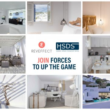 HSDS & REVEFFECT Join Forces to up the Game of Revenue Management in Greece