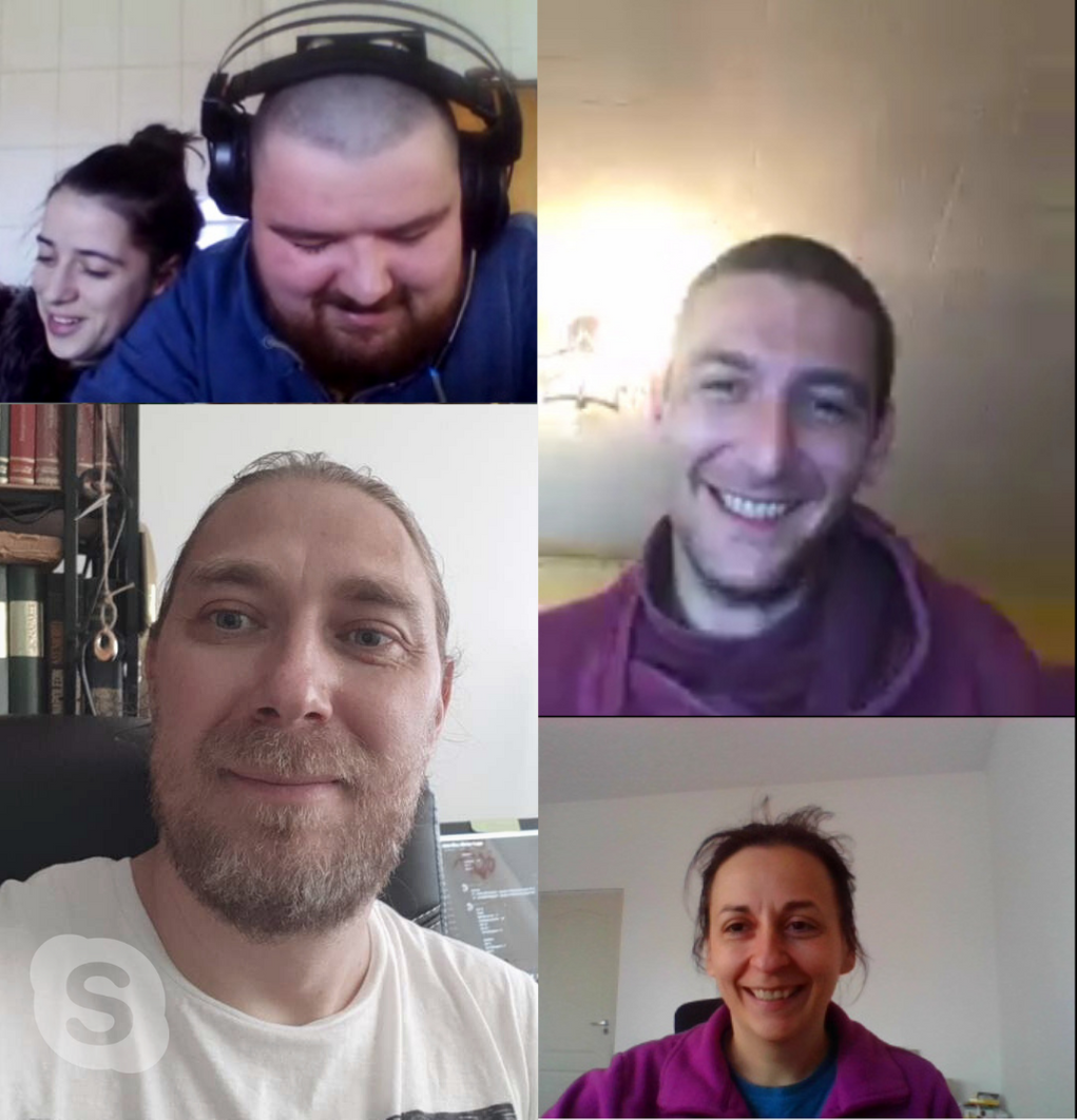 HSDS remote work during COVID-19