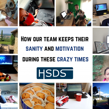 How our team keeps their sanity and motivation during these crazy times