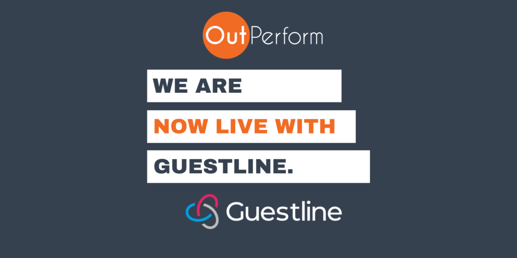HSDS announcing technology partnership with Guestline