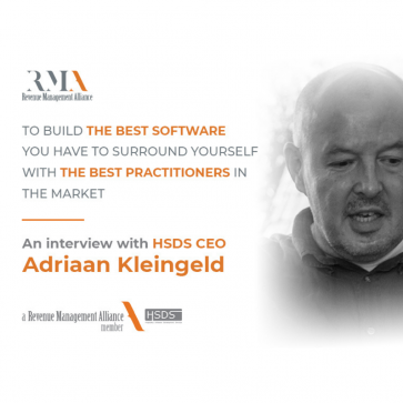 """""""To Build The Best Software You Have To Surround Yourself With The Best Practitioners In The Market"""" – an interview with HSDS CEO – Adriaan Kleingeld"""