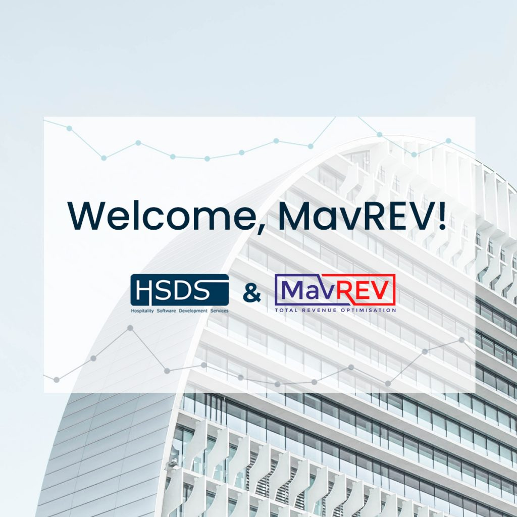 HSDS/Hospitality Software Development Services is partnering up with MavREV, a company that is providing a service with purpose: using Total Revenue Optimisation to realise hotels and accommodations true potential.